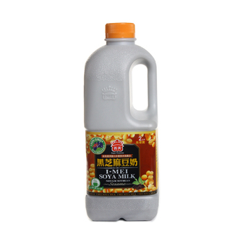 義美 黑芝麻豆奶(2000ml/瓶)