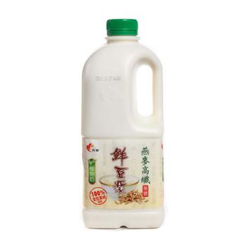 光泉 燕麥高纖無糖豆漿(1857ml/瓶)