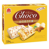 《義美》巧克力千層派-白巧克力(168g/盒)