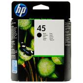 HP 51645AA NO. 45 原廠黑色匣墨水匣