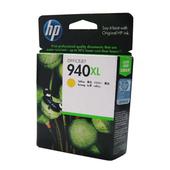 《HP》HP 940XL (C4909AA) 原廠黃色匣墨水匣---高容量(HP 940XL  原廠黃色匣墨水匣)