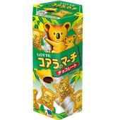 《LOTTE》樂天小熊-巧克力(37g/盒)