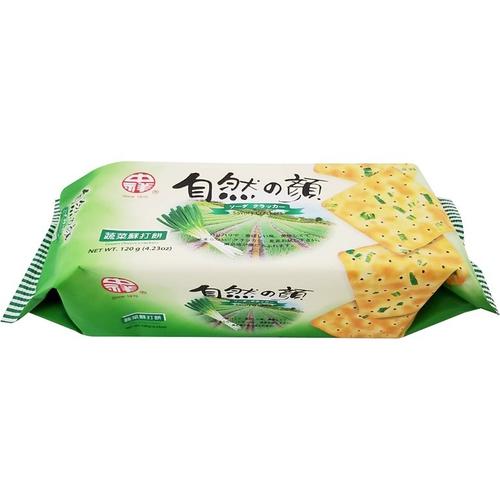 中祥 自然之顏-蔬菜蘇打(140g/包)