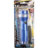 《悠麗》亮光14LED燈手電筒