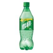 《雪碧》汽水(600ml*4瓶/組)