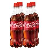 《可口可樂》可樂(600mlx4瓶/組)