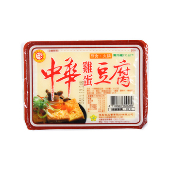 中華 雞蛋豆腐(300g*2盒/組)