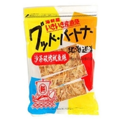《海軒屋》珍味魷魚絲-沙茶碳烤(120g/包)