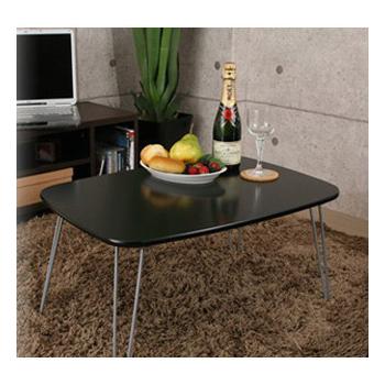 《C&B》日系粉彩可折腳和室桌(神秘黑)