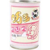 《巧多》狗罐頭-牛肉(440g/罐)