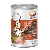 《巧多》狗罐頭-雞肉440g/罐 $35