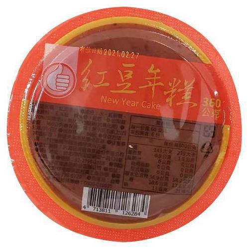 FP 紅豆年糕(500g)
