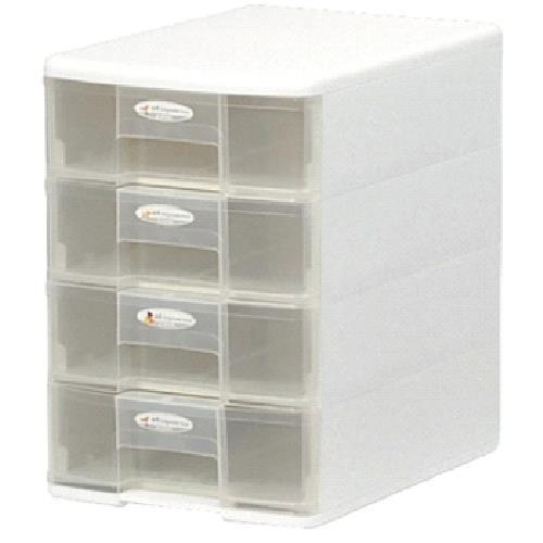 《樹德》玲瓏盒 PC-1104(顏色隨機出貨)(250W*353D*360H mm)