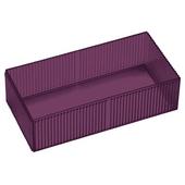 《樹德》琉璃巧彩盒(顏色隨機出貨)(CS-1530-145W*285D*82H mm)