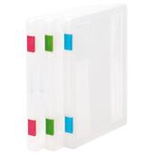 《樹德》隨意盒OF-A03*3(顏色隨機出貨)(3入 / 318W*240D*25H mm)