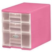 《樹德》玲瓏盒 B5-PC12(顏色隨機出貨)(180W*260D*215H mm)