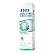 《黑人》專業清新牙膏(120g/條)黑人全系列滿249送收納袋*1