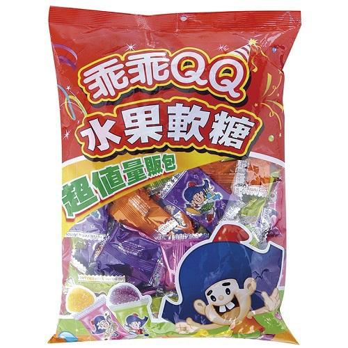 乖乖 QQ水果軟糖量販包(340g/袋)