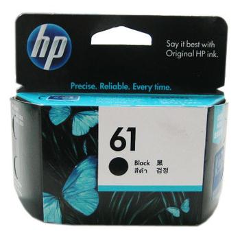 HP HP 61 (CH561WA) 原廠黑色墨水匣(HP 61 原廠黑色墨水匣)