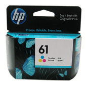 《HP》HP 61 (CH562WA) 原廠彩色墨水匣(HP 61 原廠彩色墨水匣)