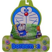 《哆啦A夢》台灣製限量版魔術頭巾-003-運動篇(綠)