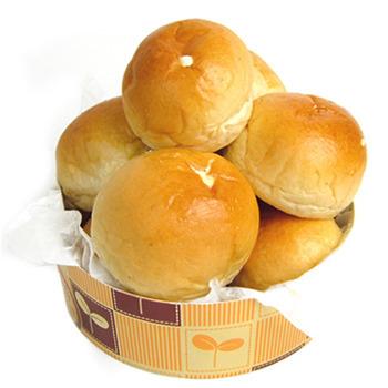 《台灣鑫鮮》爆漿奶油餐包40個/袋CPF-012
