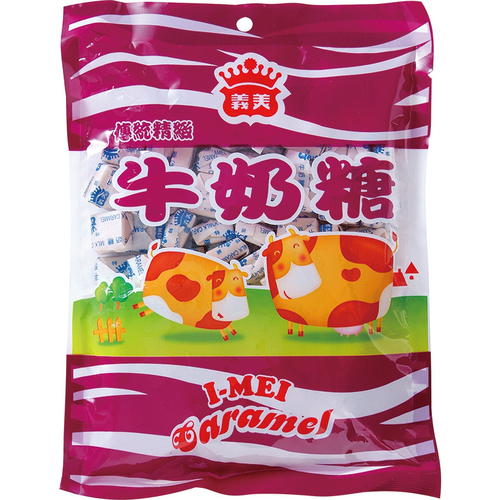 義美 原味牛奶糖(225g/包)