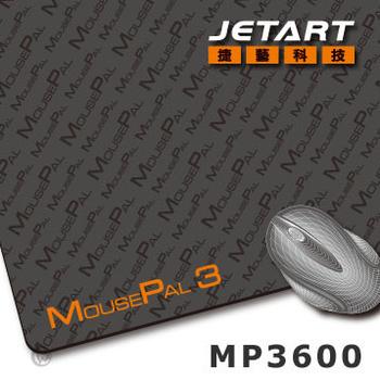 捷藝 JetArt 捷藝 MousePal 3 極輕極薄 多功能 滑鼠墊(MP3600 【大】)