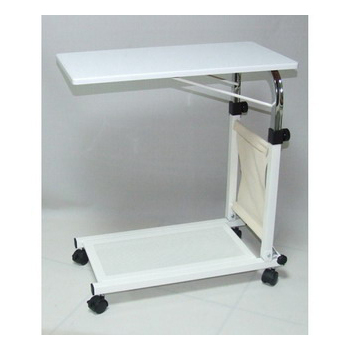 ★結帳現折★ 《C&B》折疊式佐原移動便利邊桌(白色)
