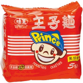 《味王》王子麵-黑胡椒(40gx5包/組)