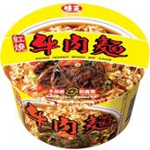 《味王》紅燒牛肉湯麵(85g*3入/組)
