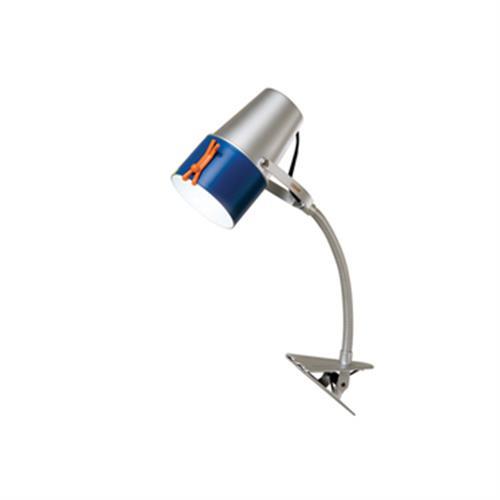 歐司朗 Busky夾燈(附13W螺旋省電燈泡)