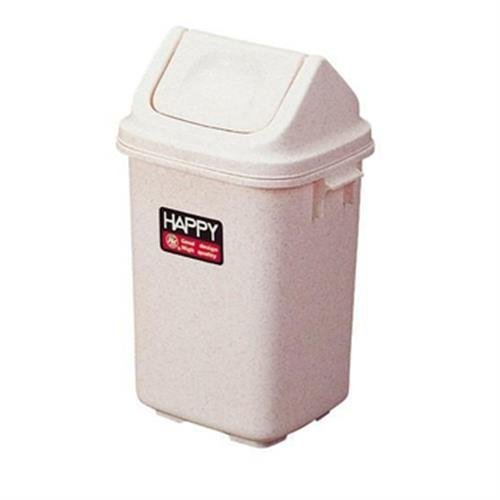 法成 淑女附蓋垃圾桶(L21*W19.5*H34.5cm/6L)