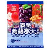 《義美》蒟蒻寒天果凍綜合(1000g/包)