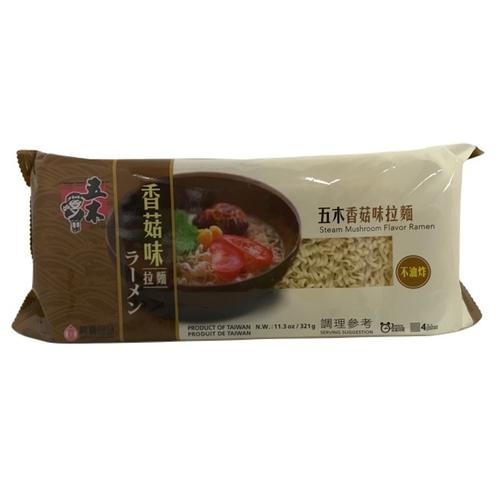 五木 香菇拉麵(321g/包)