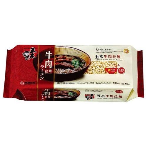 五木 牛肉拉麵(321g/包)