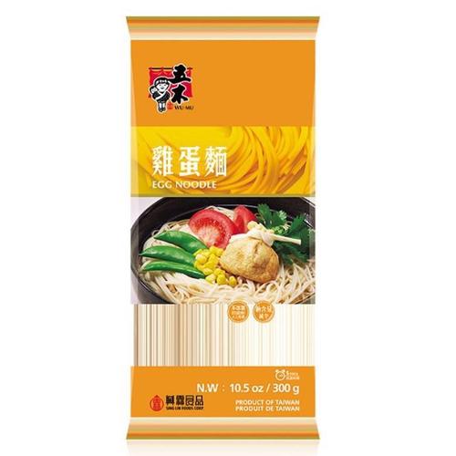 五木 雞蛋麵(300g/包)