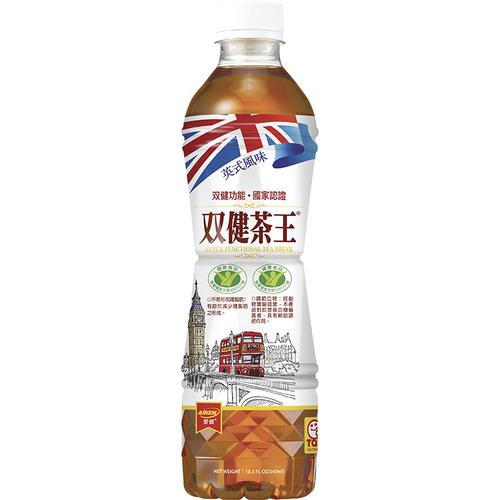 愛健 雙健茶王(540mlx4瓶/組)