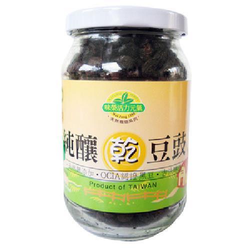 味榮 活力元氣純釀乾豆鼓(200g/瓶)