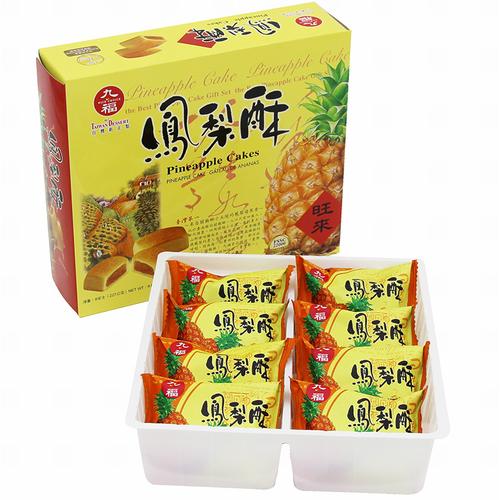 九福 頂級鳳梨酥(227g/盒)