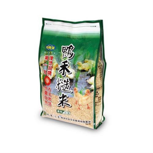 中興 鴨禾糙米(1.5kg/包)