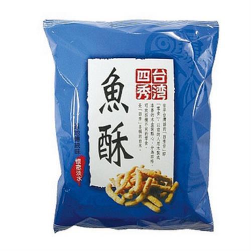登峰 淡水魚酥(65g/包)