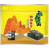 《聯華》元本山朝鮮海苔(50g/包)