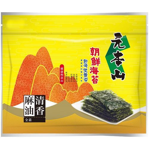 聯華 元本山朝鮮海苔(50g/包)
