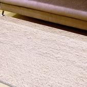 《Ambience》進口Bonnie類兔絨長毛毯(床邊/走道毯)-杏色(70x140cm)