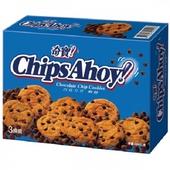 《奇寶》巧克力豆酥餅量販包(285g/盒)