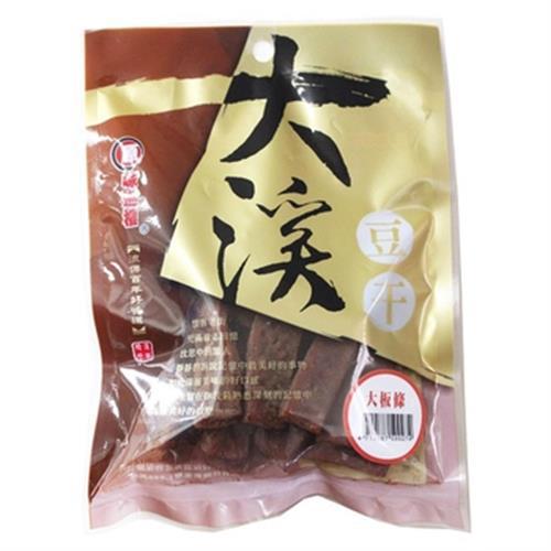 原味巡禮 大溪豆干-大板條(160g/包)