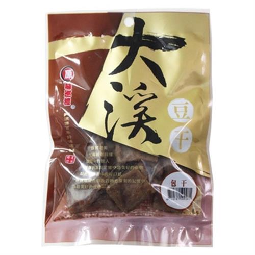 原味巡禮 大溪豆干-包干(160g/包)