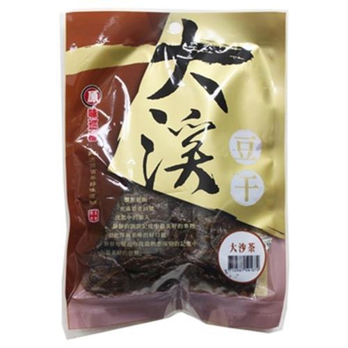 原味巡禮 大溪豆干-大沙茶(160g/包)
