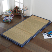 刮青蓆冬夏兩用單人床墊(3*6尺)